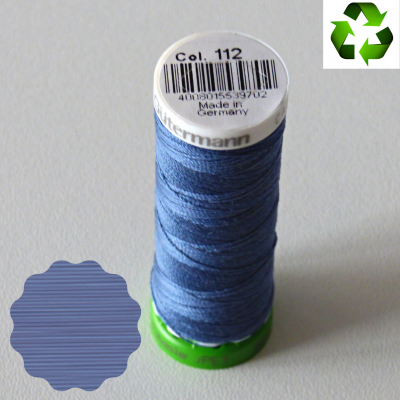 Fil Gütermann recyclé tout textile 100m _ col 112