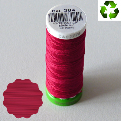 Fil Gütermann recyclé tout textile 100m _ col 384