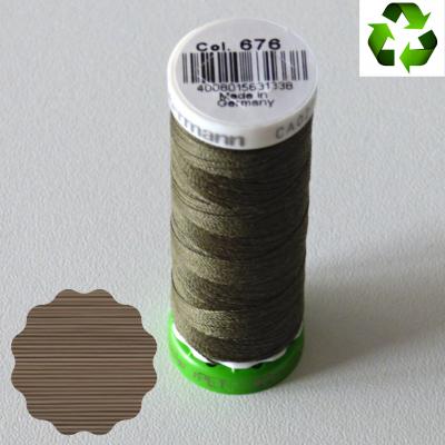 Fil Gütermann recyclé tout textile 100m _ col 676