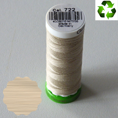 Fil Gütermann recyclé tout textile 100m _ col 722