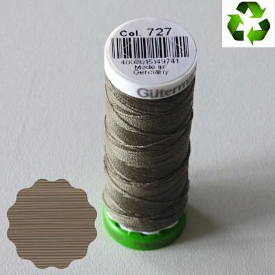 Fil Gütermann recyclé tout textile 100m _ col 727