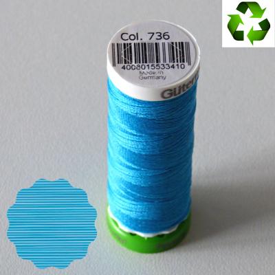 Fil Gütermann recyclé tout textile 100m _ col 736