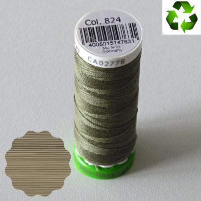 Fil Gütermann recyclé tout textile 100m _ col 824