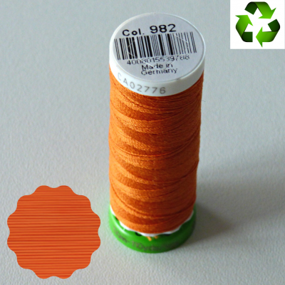 Fil Gütermann recyclé tout textile 100m _ col 982